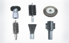 Boiler Tube Cleaners - Wire Brushes